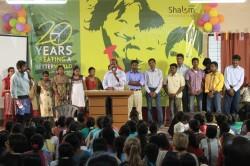 Shalom Foundation 20th Anniversary